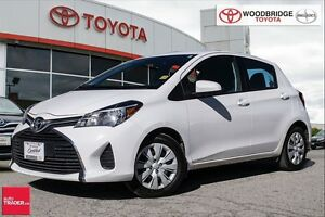 2016 Toyota Yaris LE WITH CONVENIENCE PACKAGE
