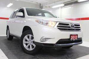 2012 Toyota Highlander 4WD Btooth BU Camera Pwr Gate Cruise Allo
