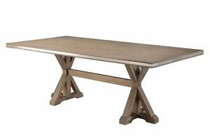 HOMELEGANCE BEAUGRAND COLLECTION 5177-84 DINING TABLE