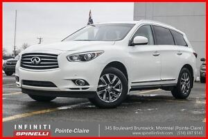 2013 Infiniti JX 35 PREMIUM NAVIGATION+CAMERA BAS KM/LOW KM