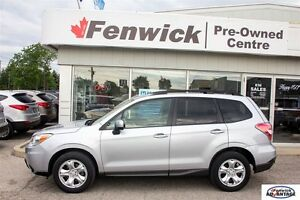 2015 Subaru Forester 2.5i - Accident Free - One Owner