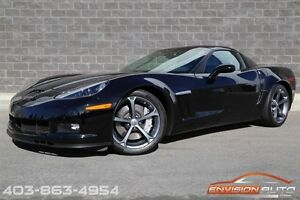 2010 Chevrolet Corvette Grand Sport - 1SB\3LT - 6 Speed Manual