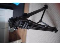 Video tripod, slider and stabiliser