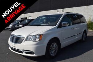 2012 Chrysler Town & Country LIMITED A/C MAGS CUIR V6 3.6