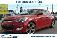 2013 Hyundai Veloster Tech A/C, CAM. RECUL, NAVIGATION, MAGS, TO