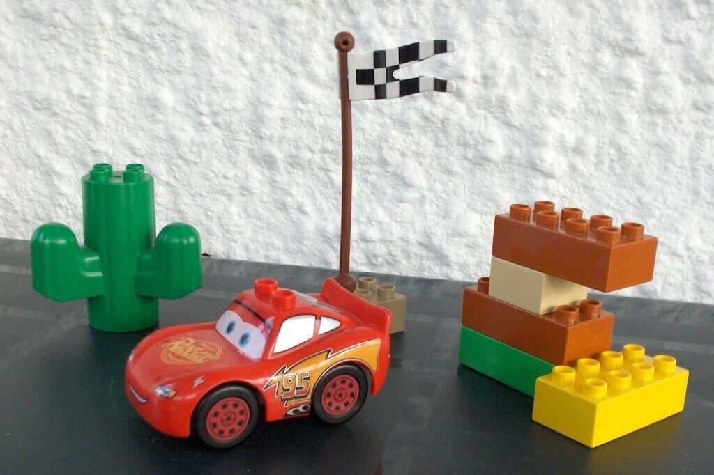 Lego Duplo Lightening Mcqueen In Orpington London Gumtree