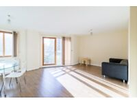Modern 2 Bed 2 Bath in Bow, E3, Balcony, Parking, Close to Station, Bow Road, Bow Church- SA