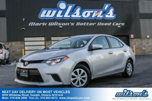 2014 Toyota Corolla CE BLUETOOTH! POWER PACKAGE! AIR CONDITIONIN