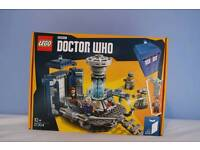 Doctor Who official LEGO set 21304 (brand new)
