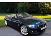BMW 4 series 2.0 420d luxury convertible