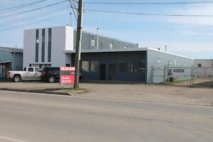SOUTHEAST EDMONTON FREESTANDING BUILDING WITH YARD FOR LEASE