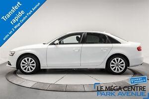 2013 Audi A4 * 2.0T QUATTRO * TOIT OUVRANT, XENON