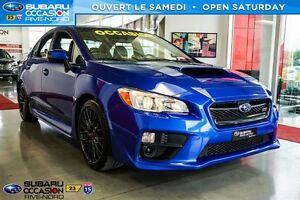 2015 Subaru WRX STi RALLY BLUE **CERTIFE**