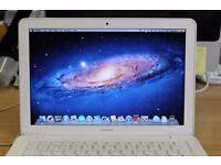 APPLE MACBOOK A1342 2009/10 UNIBODY INTEL CORE 2 DUO 2.26GHZ 2GB RAM 250GB HDD WIFI WEBCAM OS X