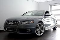 2012 Audi S4 Gris S-Tronic, Admissible CERTIFICATION