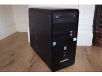 Gaming PC i7 intel core 2600K 3,4 Ghz, GEFORCE 760 GTX 2 GB, 8 GB DDR3,SSD HDD