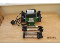 Salamander Pump CT75+