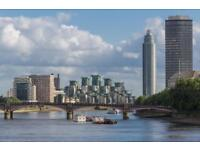 1 bedroom flat in St George Wharf, Vauxhall SW8