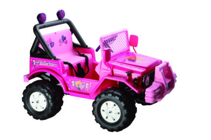 RIDE ON CAR KID TOY 2 SEAT 12V 4WD OFF ROAD Military Army JEEP RC Hornsby Hornsby Area Preview