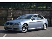 2010 BMW 3 Series 318d Turbo Diesel SE Business Edition 6 Speed Sat Nav Bluetooth Leather FSH