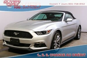 2015 Ford Mustang EcoBoost Premium RWD CUIR NAV BAS KM A/C