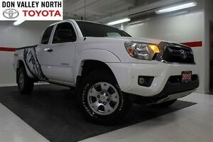 2015 Toyota Tacoma V6 4WD Btooth BU Camera Cruise Alloys