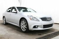 2011 Infiniti G37 XS AUTO A/C CUIR TOIT MAGS
