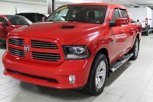 2014 Dodge Ram 1500 SPORT PLUS 4X4 *CUIR/TOIT/NAV/SUSPENSION PNE
