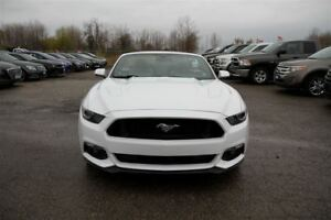 2017 Ford Mustang GT PREMIUM CONVERTIBLE **FALL SPECIAL!**