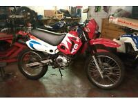Gy125 2006 like new