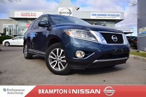 2013 Nissan Pathfinder SL *Leather,heated seats,rear view monito