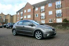 Honda Civic Type S 2.2 TDI MOT 2019