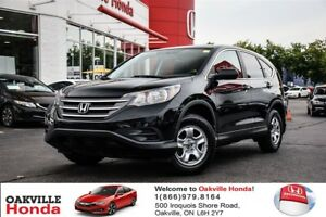 2013 Honda CR-V LX 2WD 1-Owner||Clean Carproof|Heated Seats|Blue