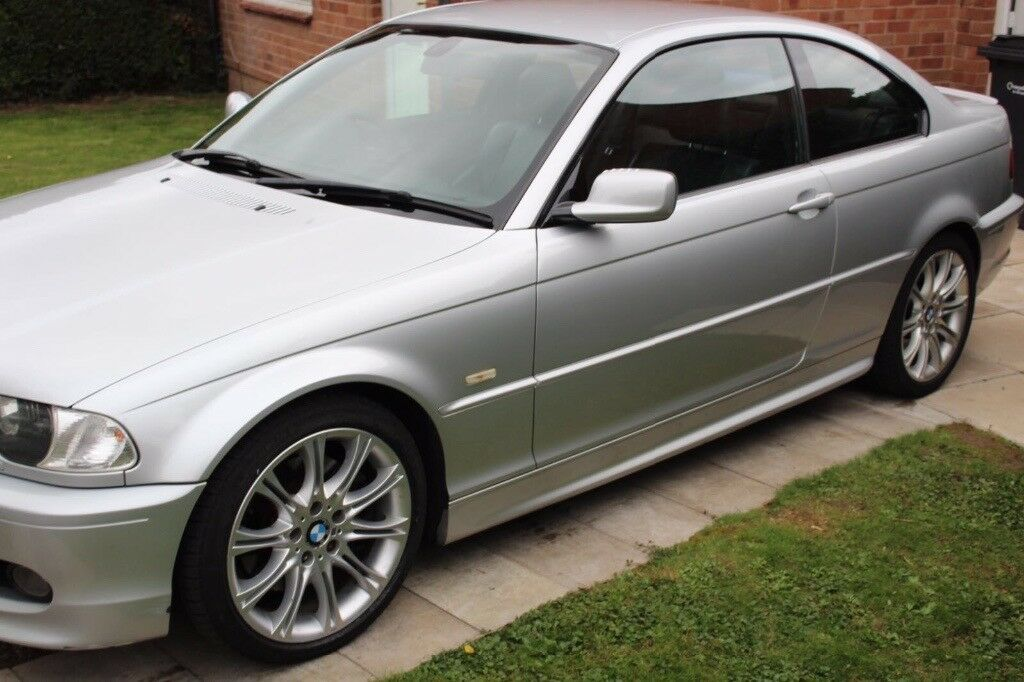bmw e46 330ci m sport coupe manual full service history 12 months