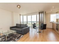 STYLISH 1 BEDROOM WITH PRIVATE BALCONY AND CONCIERGE IN PANORAMIC TOWER, HAY CURRIE STREET, POPLAR