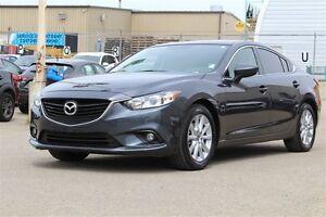 2014 Mazda MAZDA6 GS LUXURY ** MAZDA CERTIFIED **LIFETIME ENGINE