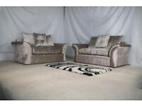 Brand new Vegas Corner sofa set --- Hurry limited time sale