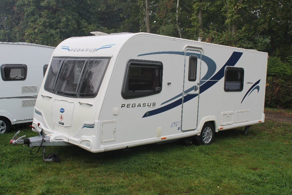 Bailey Island Bed Caravan For Sale