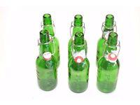Wanted: Empty Grolsch bottles