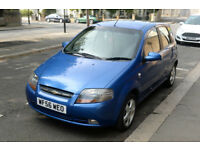 SUPERB Chevrolet KALOS alternative CORSA FIESTA 106 POLO LONG MOT WANTS NOTHING READY TO DRIVE AWAY