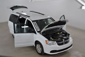 2016 Dodge Grand Caravan SXT Stow'N'Go Climatisation 3 Zones 7 P