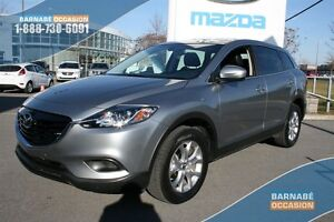2015 Mazda CX-9 GS AWD GROUPE LUXE-CUIR-TOIT-7 PASSAGERS-