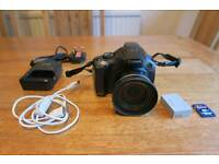 Canon SX40 HS and accessories