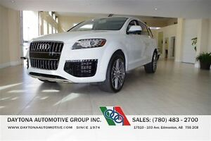 2015 Audi Q7 3.0T SPORT EVERY AVAILABLE OPTION!