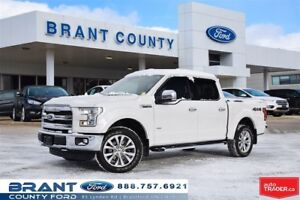 2016 Ford F-150 Lariat - ONE OWNER, CLEAN CARPROOF, SOLD HERE!