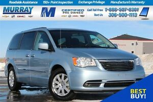 2013 Chrysler Town & Country Touring*PST PAID *CLOTH SEATS*BACK