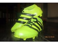 Adidas Football boots - junior size 4