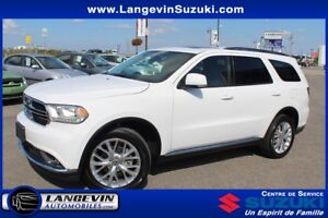 2016 Dodge Durango Limited/AWD/CUIR/TOIT OUVRANT