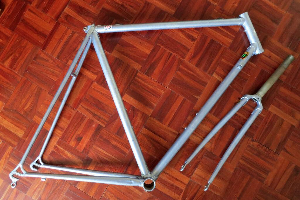 Dawes 531c Reynolds Competition frame and forks - 22.5\