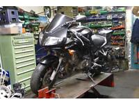 2005 Suzuki SV650 HPI clear, 12months not, just serviced